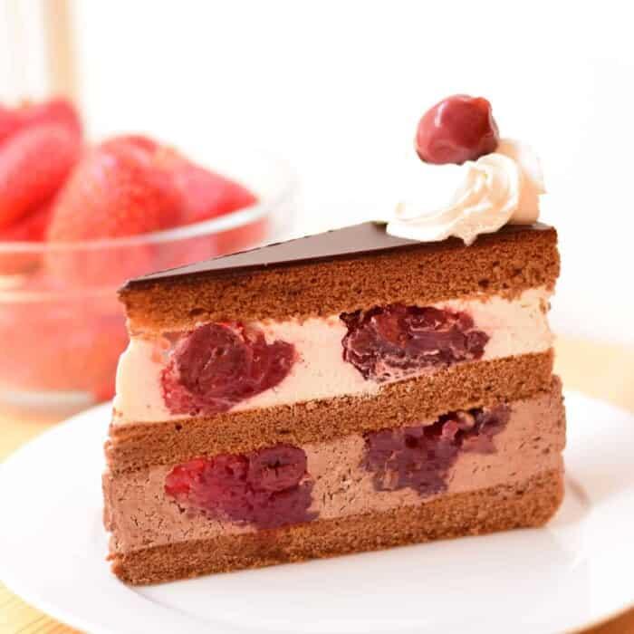 fitlife cukormentes cukrászda fekete-erdő torta