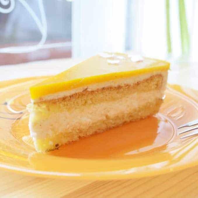 fitlife cukormentes cukrászda paleo mangos citromtorta