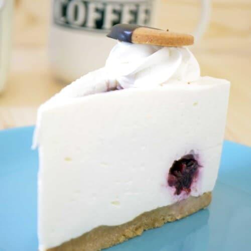 fitlife cukormentes cukrászda szedres sajttorta