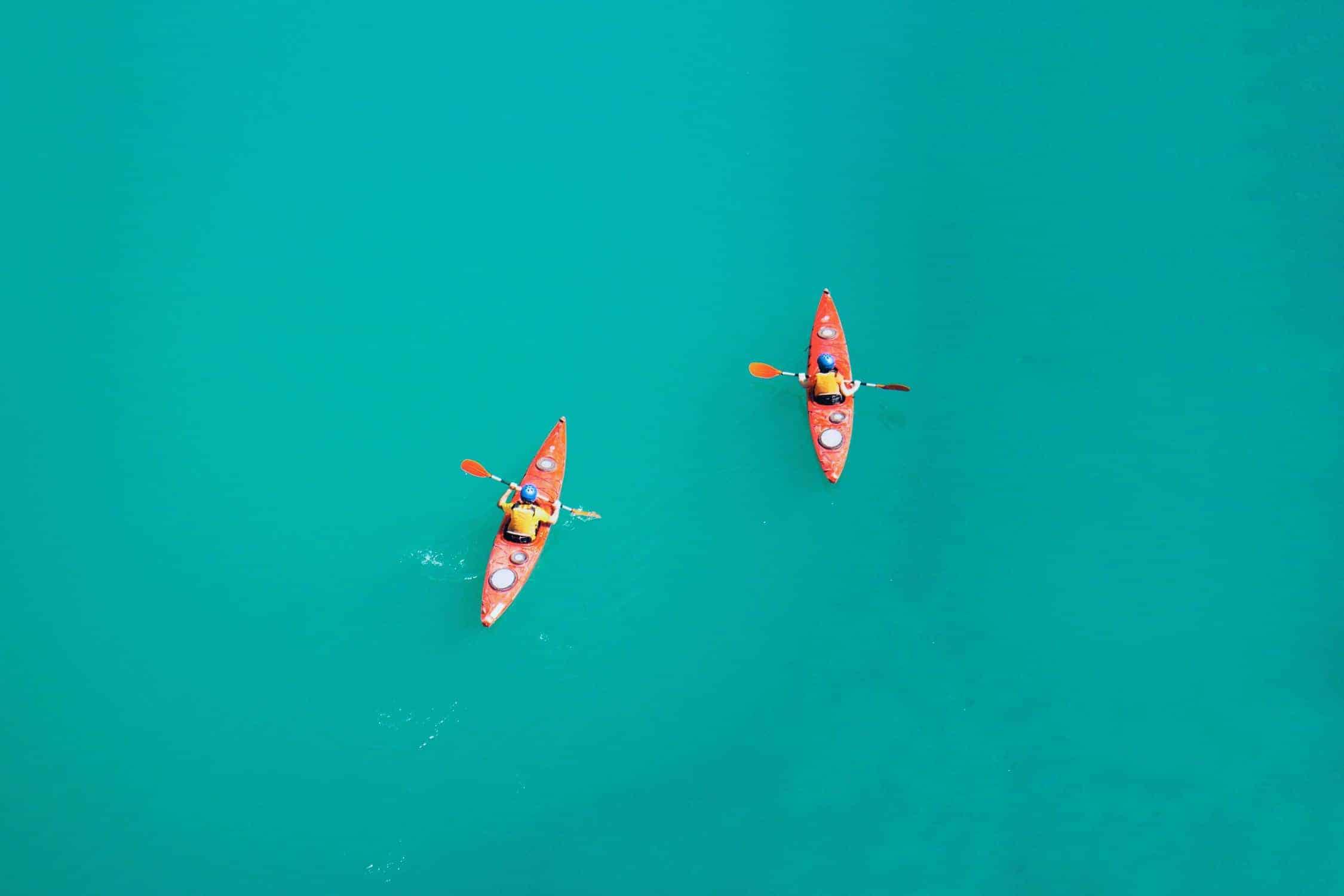Vízben, vízen, víz alatt 5 vizes sport tavaszra és nyárra