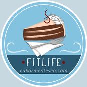 Fitlife Cukormentes Cukrászda Logo